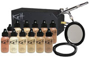 The Kett Jett Airbrush Makeup Kit