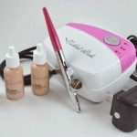 Tickled Pink Airbrush Makeup System