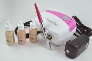 Airbrush Makeup Review Tickled Pink