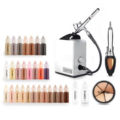 Airbrush Makeup Review Temptu Pro The